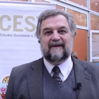 Prof. Dr. Luiz Natal, membro-fundador do CEST